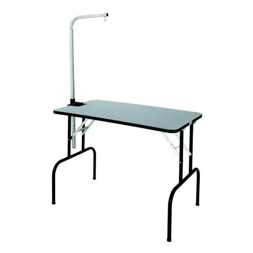 PetLift Folding 42 Inch Portable Standard Grooming Table