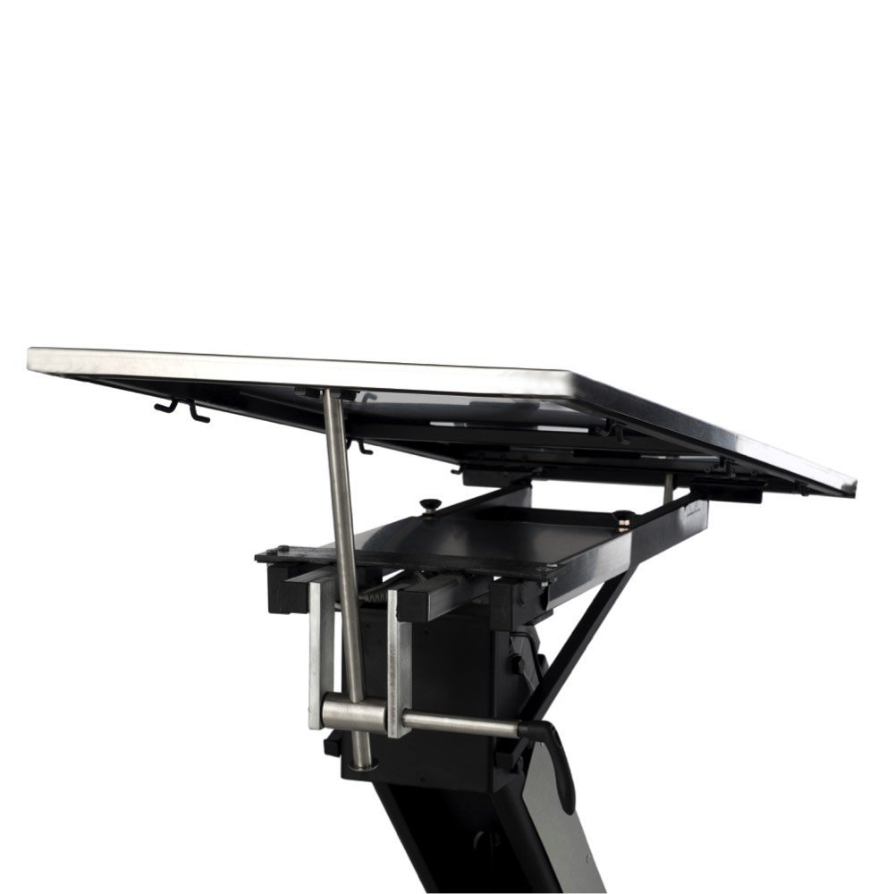 Vetline Economy Hydraulic Surgery Table Stainless Steel