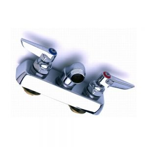 PetLift Wall Mount Faucet 4 Inch Centers
