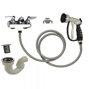 PetLift Complete Faucet Package 4 Inch Centers Low Tubs