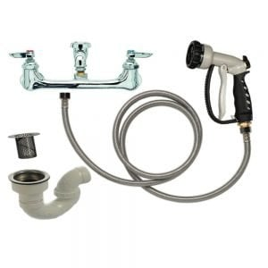PetLift Deluxe Faucet Package 8 Inch Centers Low Tubs