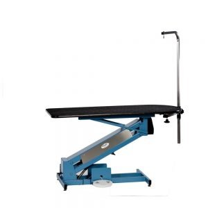 PetLift MasterLift LowRider Electric Dog Grooming Table Rotating Post