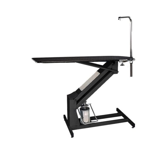 PetLift MasterLift Hydraulic Grooming Table Rotating Post